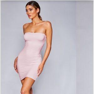 Light Pink Meshki Mini Dress